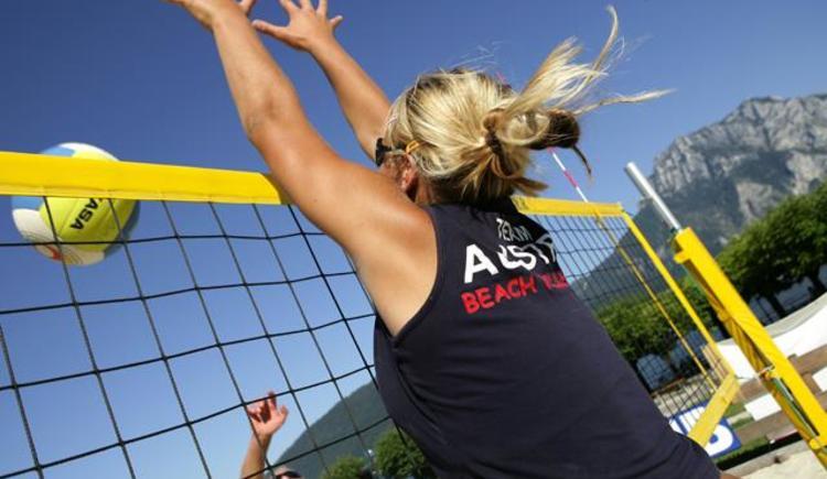 Beachvolleyball3 (© MTV Ferienregion Traunsee - Weissenbrunner)