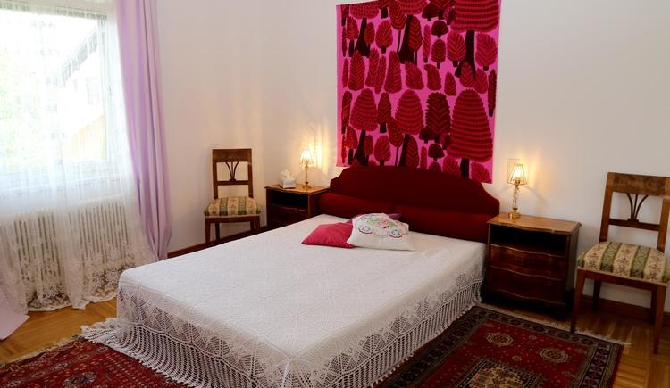 Schlafzimmer II. (© Iris Daniela Auerbach)