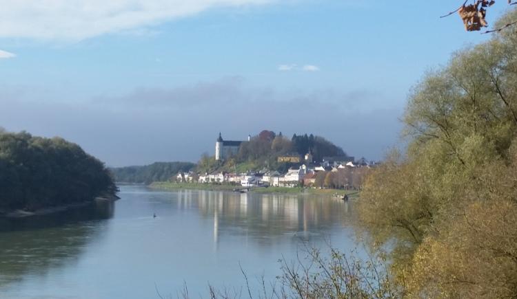 Ausblick auf Ottensheim