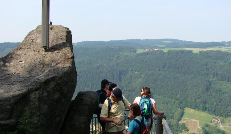 Engelhartszell, Umgebung, Natur, Wald, Wiesen, Ausblick, Donau