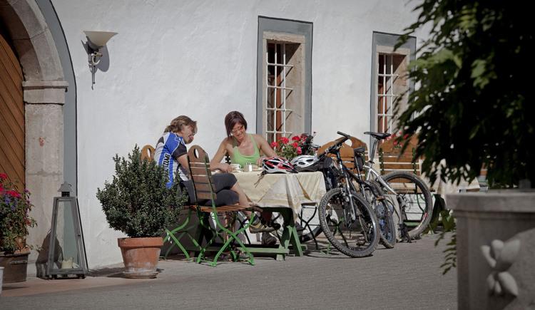 Bikewochenende im Landhotel Agathawirt in Bad Goisern am Hallstättersee. (© Landhotel Agathawirt)