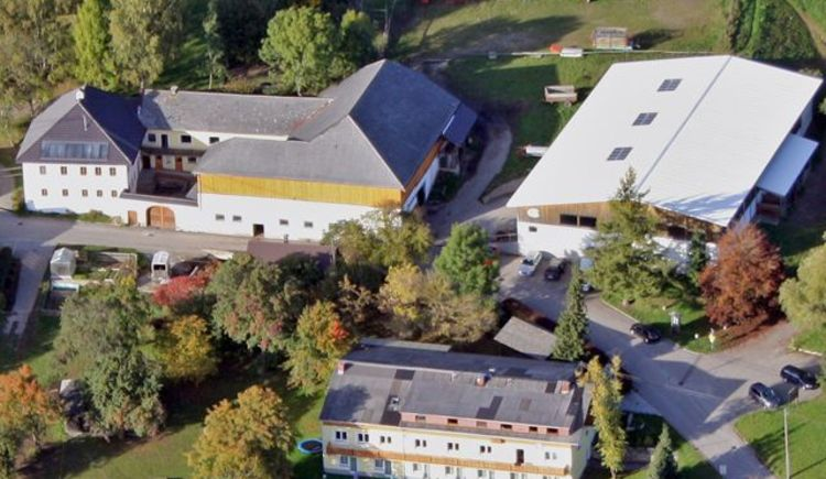 ***Ramlhof Areal (© ***Sportpension Ramlhof)