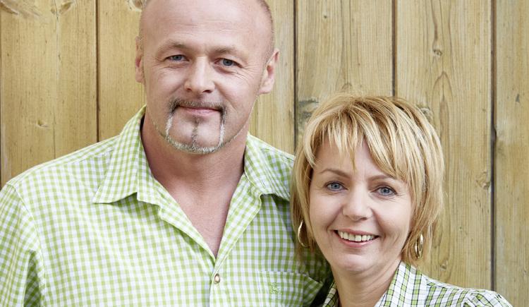 Ignaz und Petra Steinbock Herzkorn, Familie Steinbock, St. Agatha