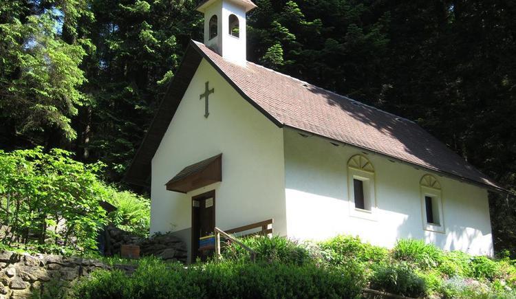 Heilig Wasser Kapelle (© Gemeinde Lichtenau)