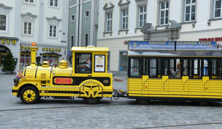 City Express Linz (© Linztourismus GGruber)