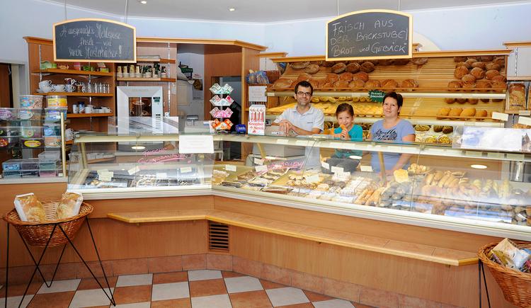 Bäckerei Schnell, Aspach. (© Innviertel-Tourismus/Hirnschrodt)