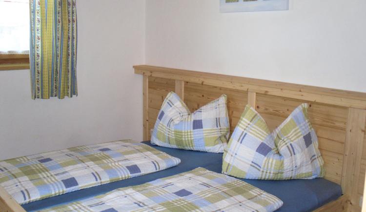 Schlafzimmer Ferienwohnung 3 (© Familie Zopf)