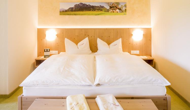Doppelzimmer - Doppelbett