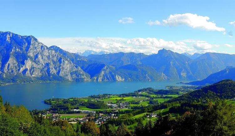 Altmünster Panorama (© MTV Ferienregion Traunsee)