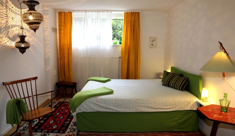 Schlafzimmer I. (© Iris Daniela Auerbach)