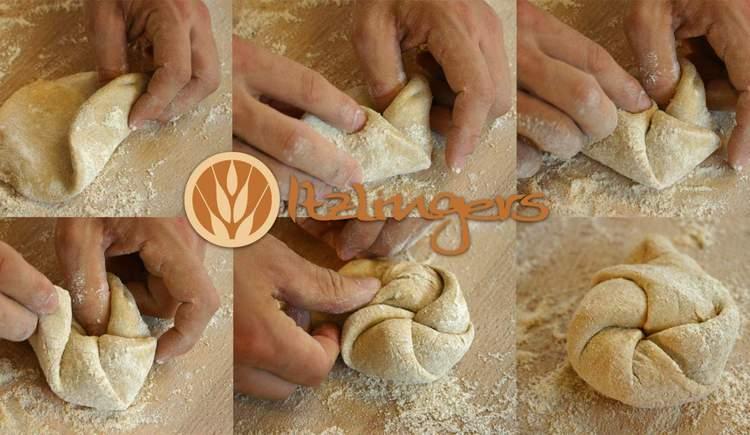 Handsemmel - Selbstgemacht in der Biobäckerei (© Itzlinger´s Biobäckerei Faistenau)
