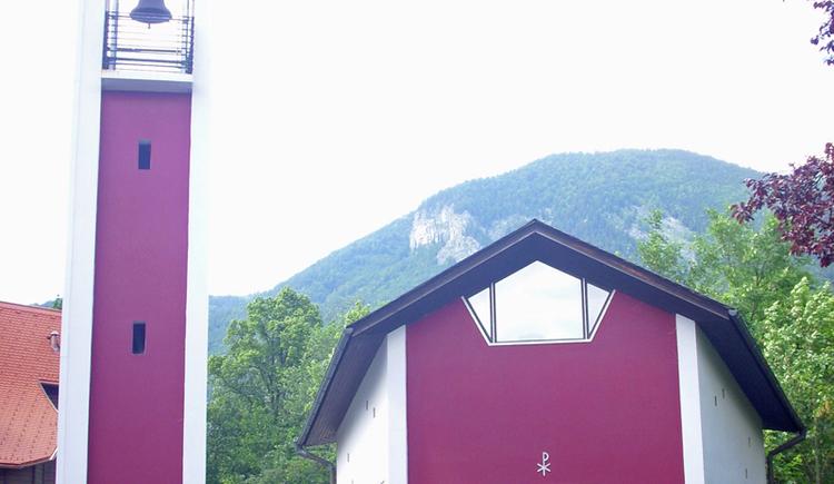Evangelische Kirche St. Wolfgang. (© WTG)