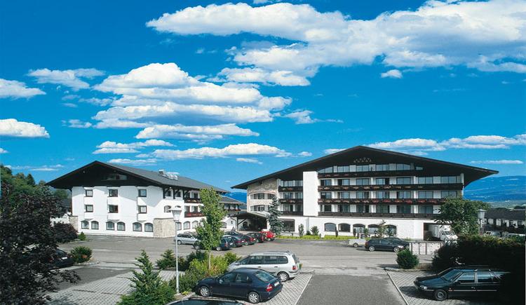 Hausansicht Hotel Lohninger-Schober in Hipping, Gruppen, Familie. (© Hotel Lohninger-Schober)
