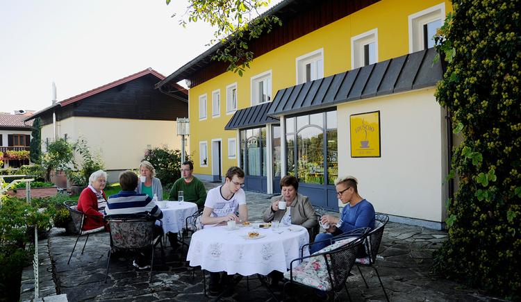 Cafe Hellstern - Maria Schmolln