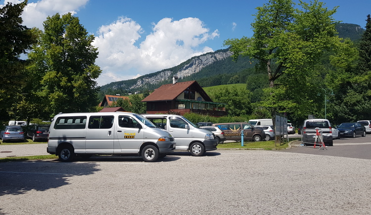 Taxiservice 4242 in Bad Goisern von Helmut Egger