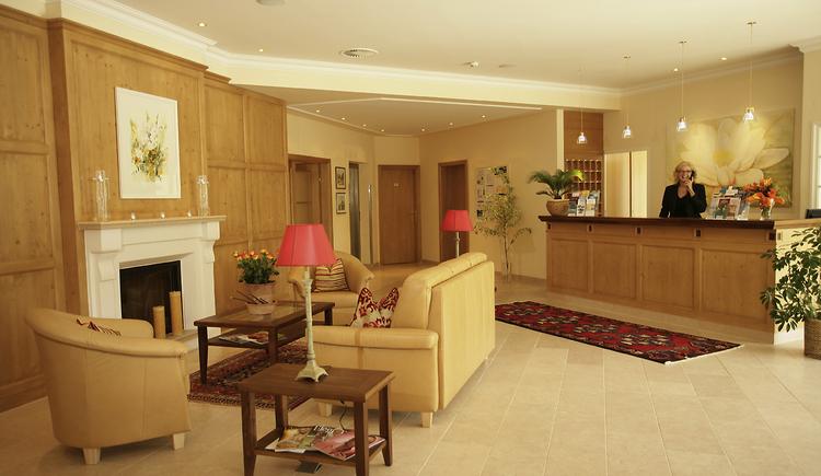 Seerose Lobby (© Hotel Seerose)