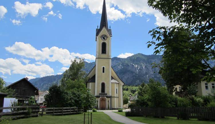 Die Grillvilla ist Teil der evangelischen Pfarrgemeinde.