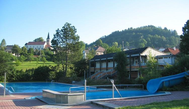 Freibad Julbach