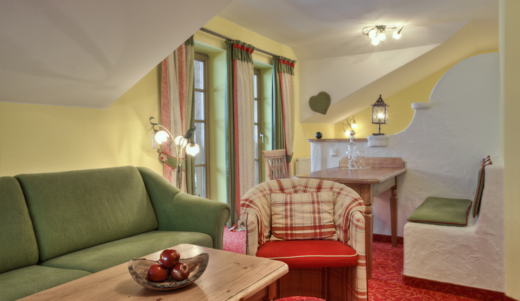Hotel Sommerhof - Suite Gosaukamm. (© Andreas Meier / Chili-photography)