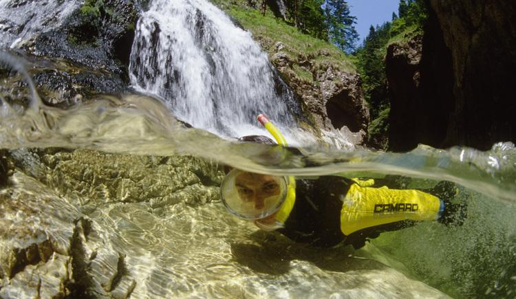 Natursport Geoventure.