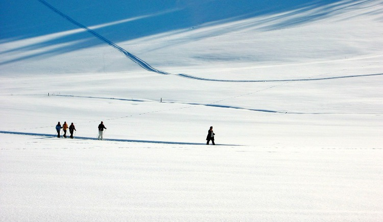 Langlaufen in der zauberhaften Ferienregion Böhmerwald.