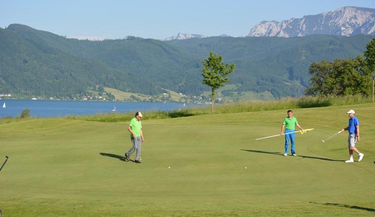 (© Golfclub am Attersee)