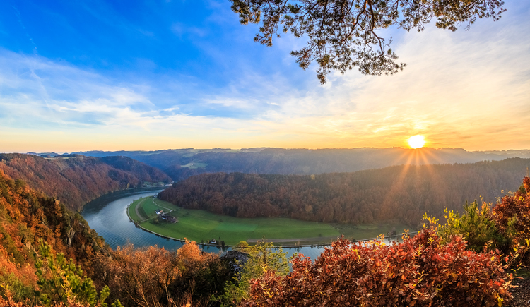 Steiner Felsen im Sonnenuntergang (© Johannes Kaindlstorfer)
