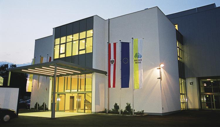 Keine-Sorgen-Saal (© Messe Ried GmbH)