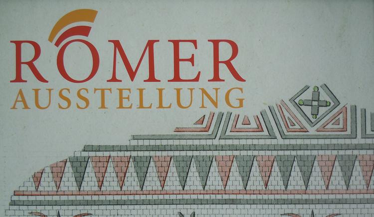Roemerausstellung in Weyregg am Attersee. (© Johanna Kiebler)