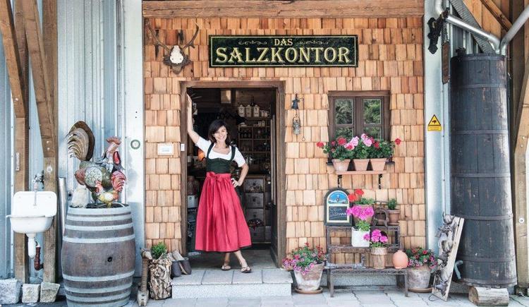 Salzkontor - St. Wolfgang Manufaktur. (© Salzkontor)