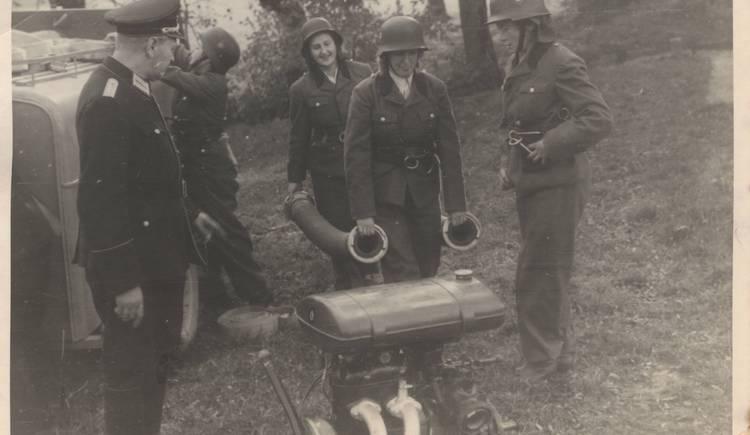 Frauenfeuerwehrgruppe, Eferding