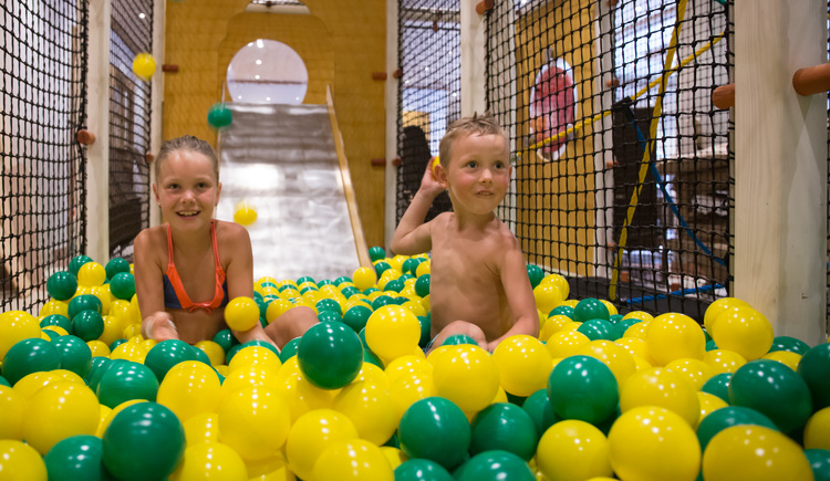 Kinderparadies in der Wellness-Alm