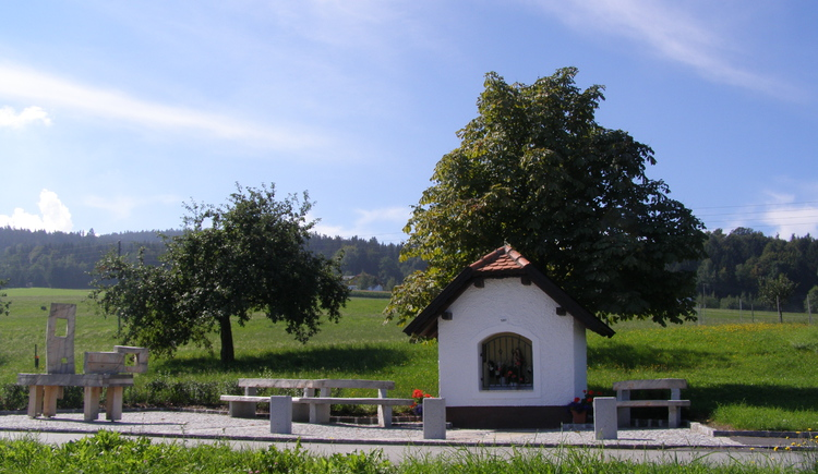 Hannerl Kapelle in Vichtenstein.