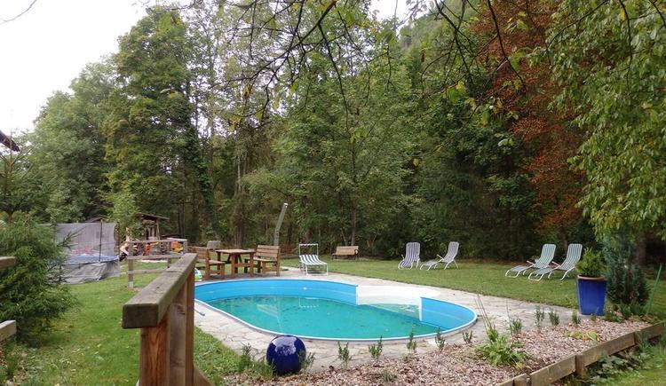 Swimmingpool (© Silberleithner Ricki)