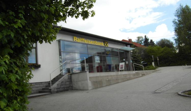 Raiffeisenbank Sandl (© Gemeinde Sandl)
