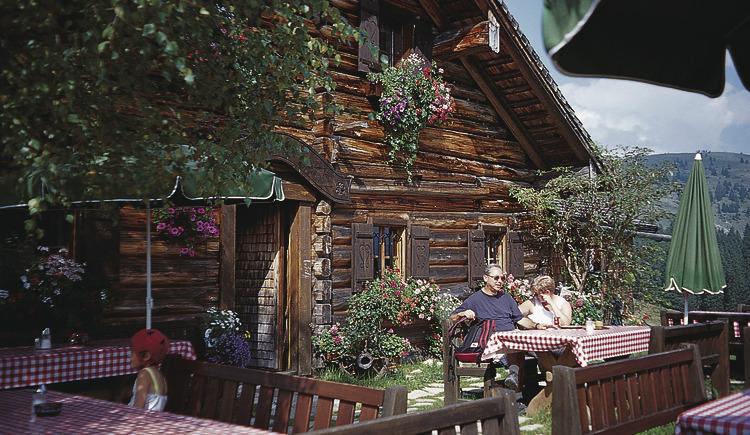 Wieslerhütte.tif (© Familie Reiter)
