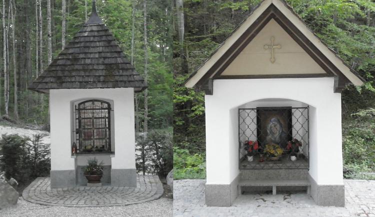 2 Kapellen in der Engleithen (© Tourismusverband Bad Ischl)