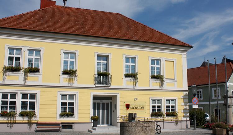 Gemeindeamt (© Marktgemeinde Kronstorf)