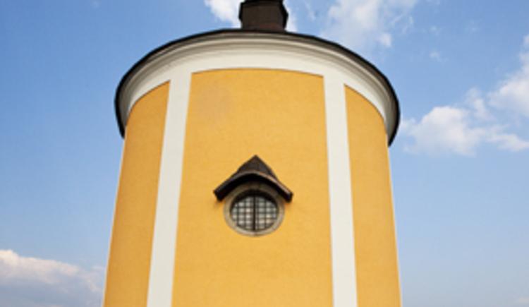 West-Portal Kalvarienbergkirche, Perg, Oberösterreich,