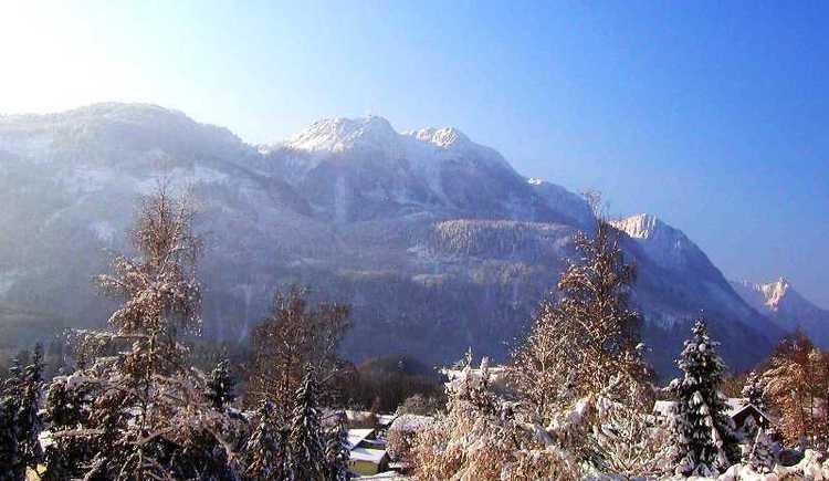 Skitour auf die Katrin (© www.badischl.at)