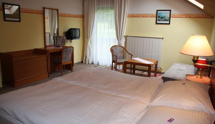Doppelzimmer Salzkammergut im Landhotel Waldmühle