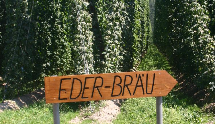 Eder Bräu (© Bierbuschenschank Ederbräu/Margit Ehrensperger)