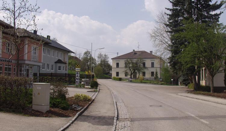 Hohenzell_Ortskern (© TTG Tourismus Technologie)