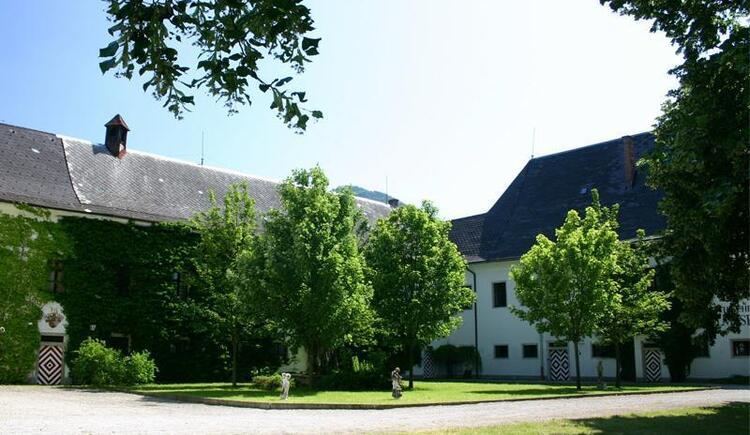 Innenhof (© Schloss Scharnstein)