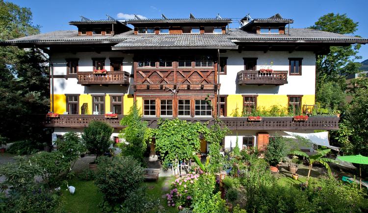 Hotel garni Sonnhof (© Familie Hrovat)
