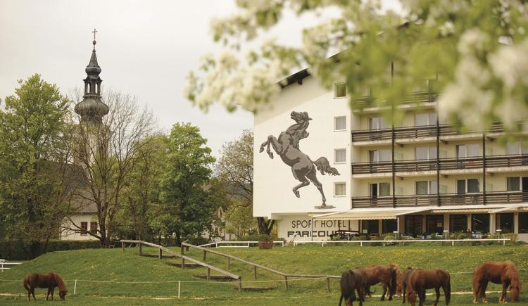 Reitzentrum Hausruckhof - Ampflwang