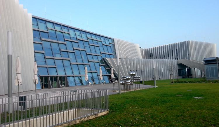 Bruckneruniversität Linz außen
