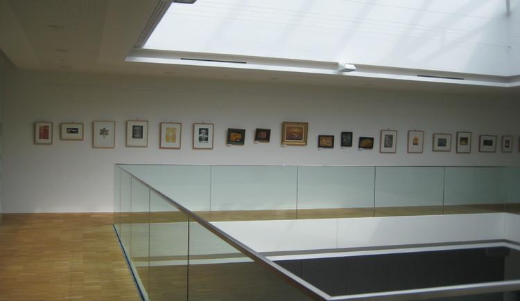 Bilderausstellung Gemeindezentrum Sandl (© Gemeinde Sandl)