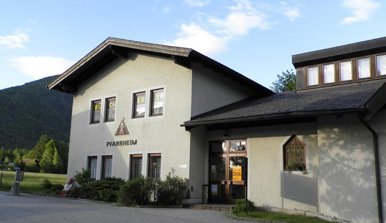 Pfarrheim Pfandl (© Tourismusverband Bad Ischl)