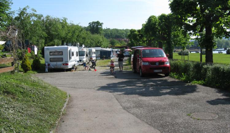 Campingplatz Traunsee